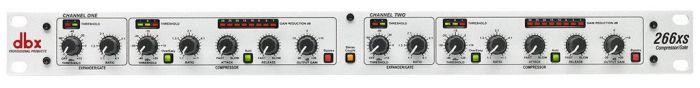 dbx 266xs Dual Compressor/Gate Dynamic Processor DBX266XSV