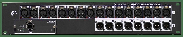 Soundcraft Mini Stagebox MSB-16R - 5049657 B-Stock 5049655.B