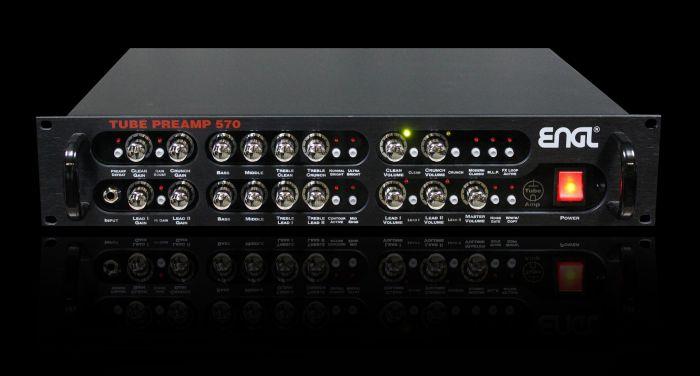 ENGL Amps SPECIAL EDITION PRE-AMP E570 E570
