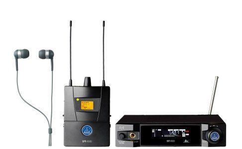 AKG IVM4500 IEM SET BD1 50mW - Wireless In-Ear Headphones 3097H00010