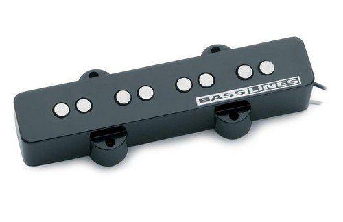 Seymour Duncan SJB-2B Hot 4-String Bridge Pickup For Jazz Bass 11402-02