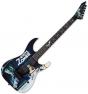 ESP LTD Kirk Hammett White Zombie KH-WZ Signature Electric Guitar Black LKHWZ