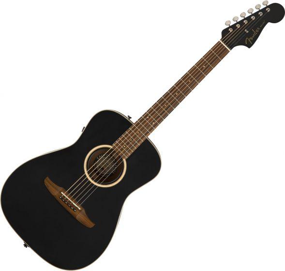Fender Malibu Special Acoustic Guitar Matte Black 0970822106