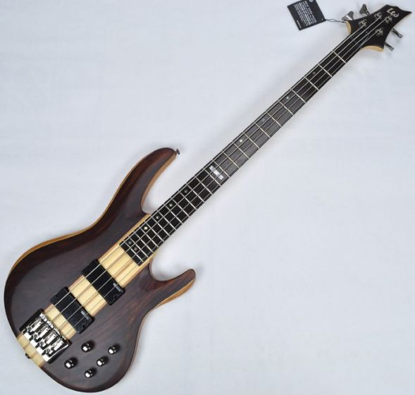 ESP LTD B-4E Bass in Natural Stain B-Stock LB4ENS.B