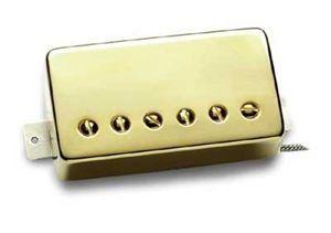 Seymour Duncan TB-10 Trembucker Full Shred Pickup Gold Cover sku number 11103-64-Gc
