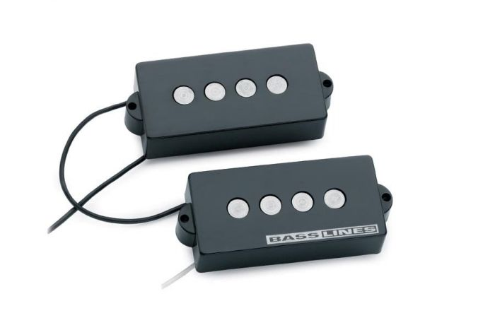 Seymour Duncan SPB-3 Quarter Pound Pickup For P-Bass 11402-06