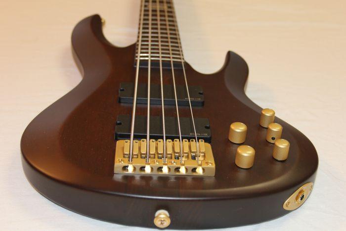 ESP LTD B-305 HSNMA Sample/Prototype Bass Guitar 6SLB305HSNMA
