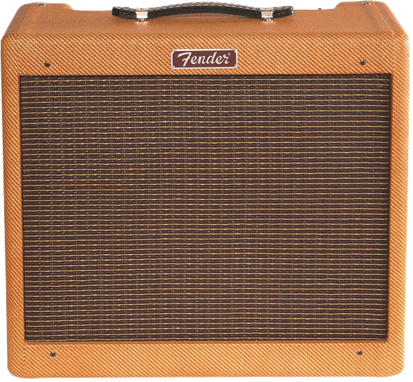 Fender Blues Junior Lacquered Tweed Tube Amp 0213205700