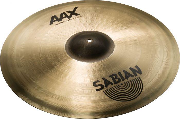 "Sabian 21"" AAX Raw Bell Dry Ride 22172X"