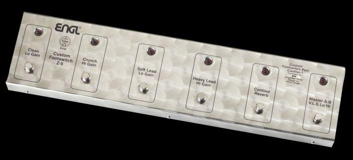 ENGL Amps Z-5 FOOTSWITCH (E650/E330/E335) Z5