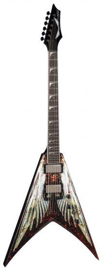 Dean V Dave Mustaine Angel of Deth w/Case Electric Guitar VMNT AOD VMNT AOD