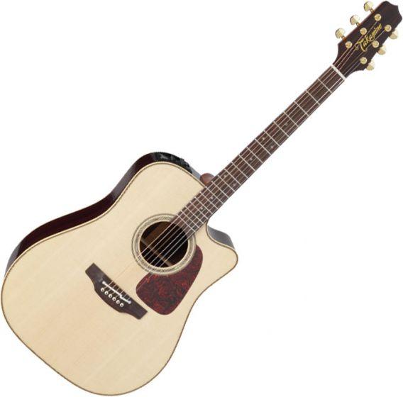 Takamine P5DC Dreadnought Acoustic Electric Guitar Natural Gloss B-Stock TAKP5DCNAT.B