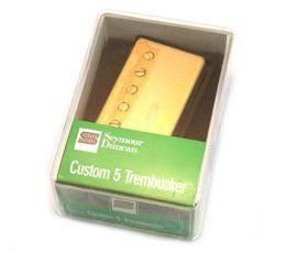 Seymour Duncan TB-5 Trembucker Duncan Custom Pickup Gold Cover 11103-17-Gc