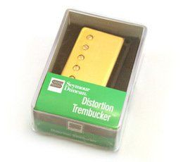Seymour Duncan TB-6 Trembucker Duncan Distortion Pickup Gold Cover 11103-21-Gc
