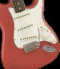 Fender Custom Shop 2018 Postmodern Stratocaster - Rosewood Fingerboard - Journeyman Relic  Faded Fiesta Red Electric Guitar 9235000571
