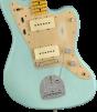 Fender Custom Shop 50's Journeyman Relic Jazzmaster  Faded Daphne Blue Electric Guitar 9235000535