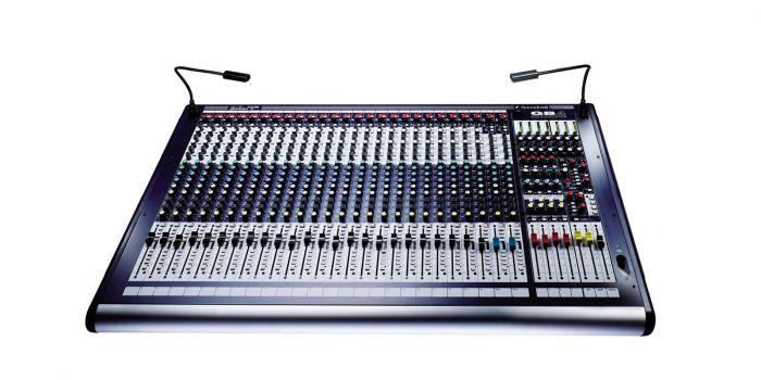 Soundcraft GB4 32ch  32+4/4/2 GB Series Console B-Stock RW5692SM.B