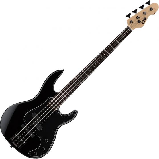 ESP LTD AP-4 Electric Bass Black LAP4BLK
