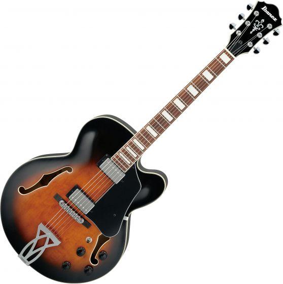 Ibanez Artcore AF75 Hollow Body Electric Guitar Vintage Sunburst AF75VSB