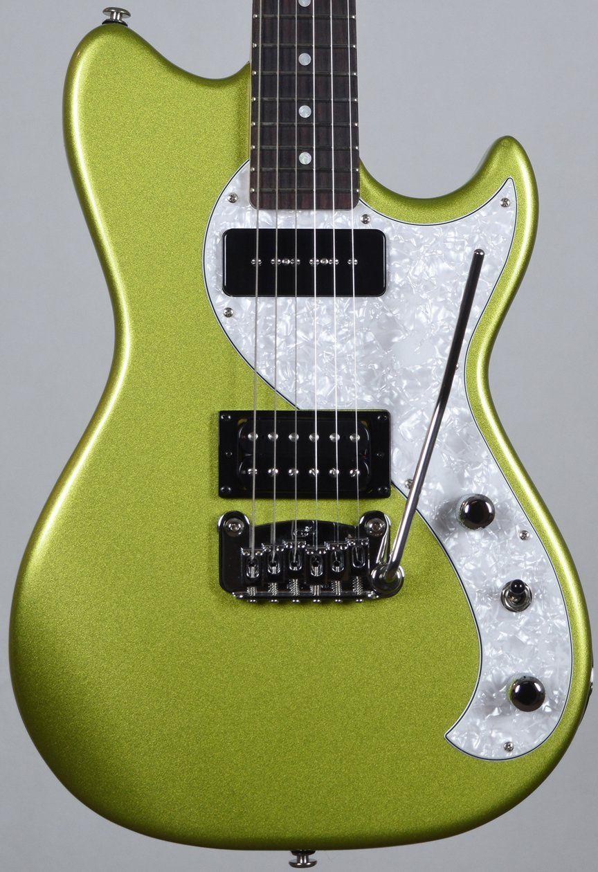 g l usa fallout electric guitar margarita metallic usa falout mrgf r. Black Bedroom Furniture Sets. Home Design Ideas