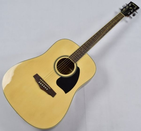 Ibanez PF15-NT PF Series Acoustic Guitar in Natural High Gloss Finish B-Stock SA150102218 PF15NT.B 2218