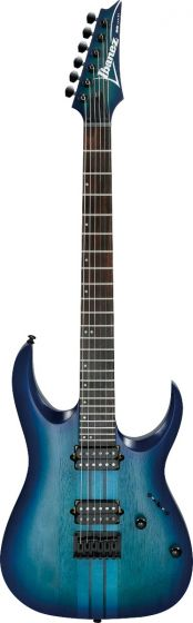 Ibanez RGA Standard RGAT62 SBF Sapphire Blue Flat Electric Guitar RGAT62SBF