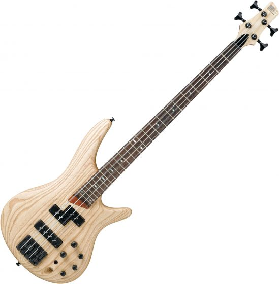 Ibanez SR Standard SR650 Electric Bass Natural Flat SR650NTF