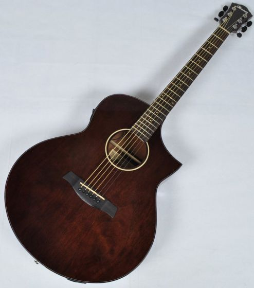 Ibanez AEW40CD-NT AEW Series Acoustic Electric Guitar in Natural High Gloss Finish sku number AEW40CDNT