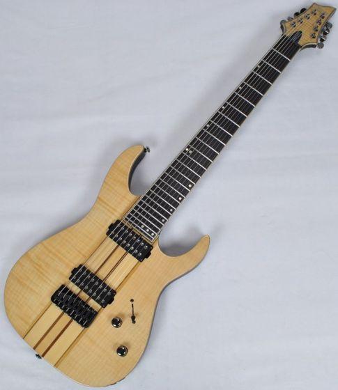 Schecter Banshee Elite-8 Electric Guitar Gloss Natural SCHECTER1254