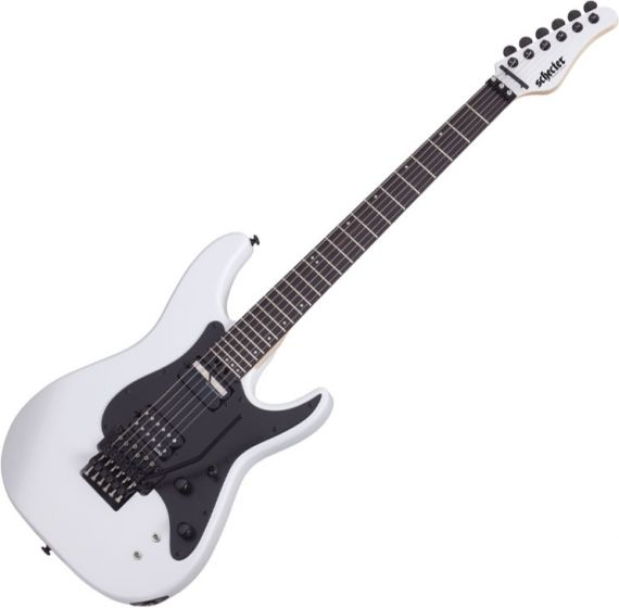 Schecter Sun Valley Super Shredder FR S Electric Guitar Gloss White SCHECTER1284