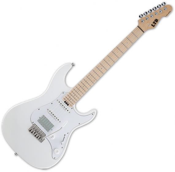 ESP LTD SN-1000W Duncan Electric Guitar Pearl White LSN1000WMPW