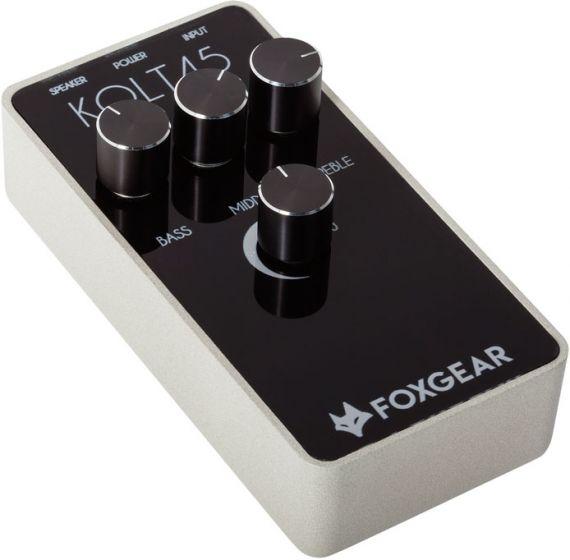 FoxGear Kolt 45 - 45 Watt Guitar Amp Pedal FOX-K45