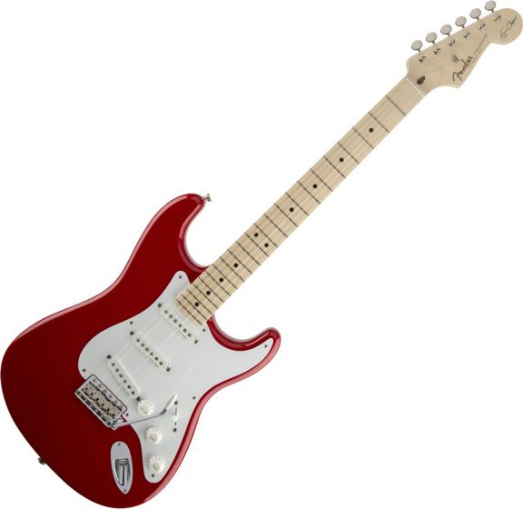 Fender Eric Clapton Stratocaster Electric Guitar Torino Red 0117602858