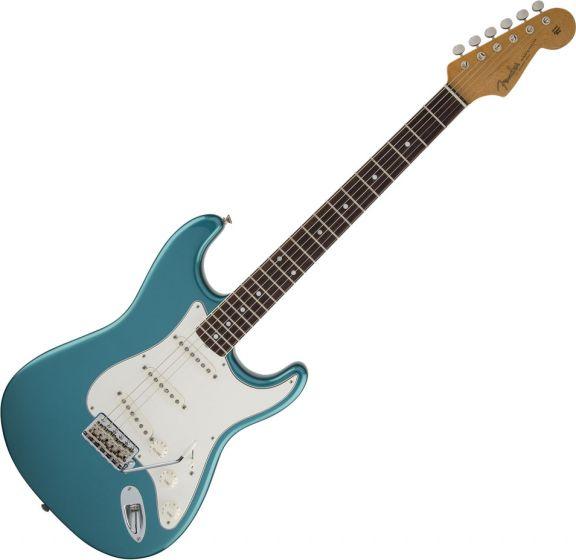 Fender Eric Johnson Stratocaster Rosewood Electric Guitar Lucerne Aqua Firemist 0117700899
