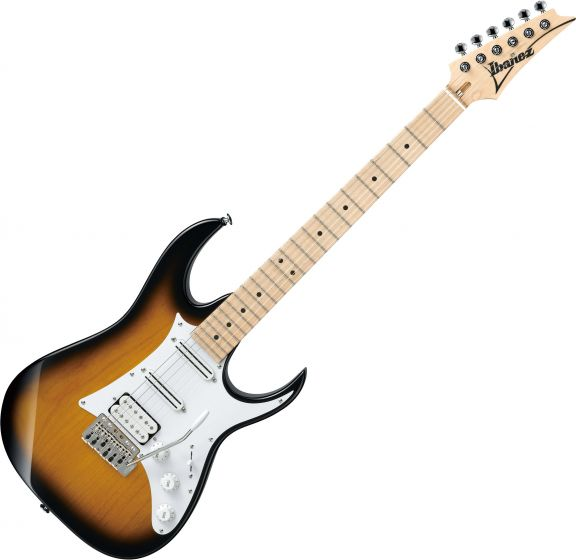 Ibanez Signature Andy Timmons AT100CL Electric Guitar Sunburst AT100CLSB