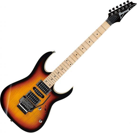 Ibanez RG Standard RG470AHM Electric Guitar Tri Fade Burst RG470AHMTFB