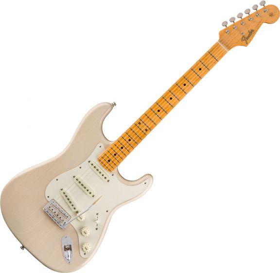 Fender Custom Shop Lush Closet Classic Postmodern Strat - Maple Fingerboard Electric Guitar Aged White Blonde 1515452801