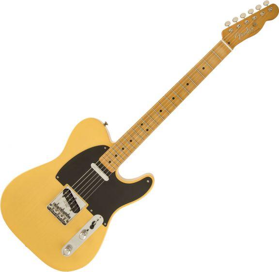 Fender Road Worn 50s Telecaster Electric Guitar in Blonde 0131212307