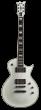 ESP E-II Eclipse Snow White Satin Electric Guitar w/Case EIIECSWS