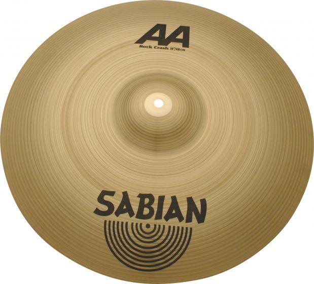 """Sabian 19"""" AA Rock Crash 21909"""
