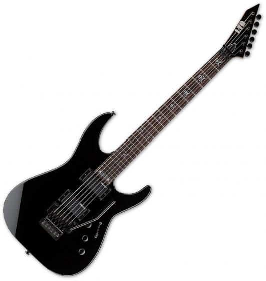 ESP LTD Kirk Hammet KH-202 Signature Electric Guitar Black B-Stock LKH202.B
