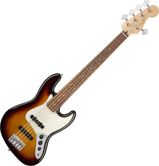 Fender Player Jazz Bass Electric Guitar V 3-Color Sunburst 0149953500