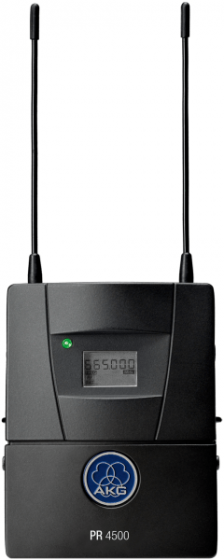 AKG PR4500 BD8 Reference Wireless Camera Receiver (old SKU: 3203H00150) 3203H00300