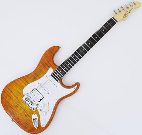 G&L USA Legacy HSS Custom Guitars in Honey Burst with Case. Brand New! USA LGCYHB-HNB-E