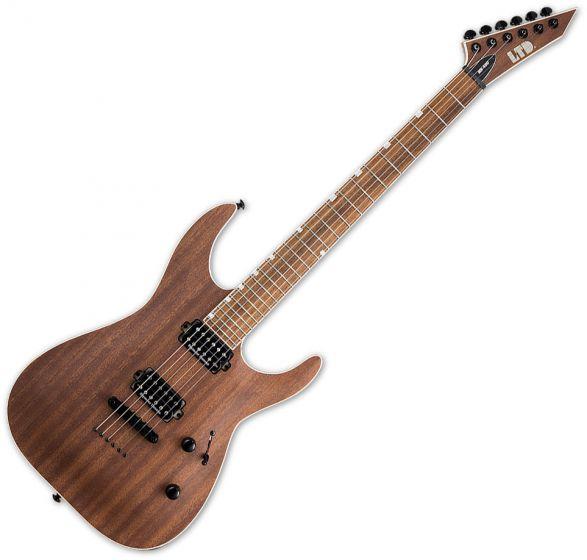 ESP LTD MH-400NT M Electric Guitar Natural Satin LMH400NTMNS
