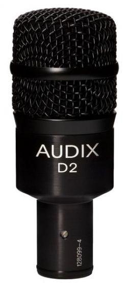 Audix D2 Dynamic Instrument Microphone 54926