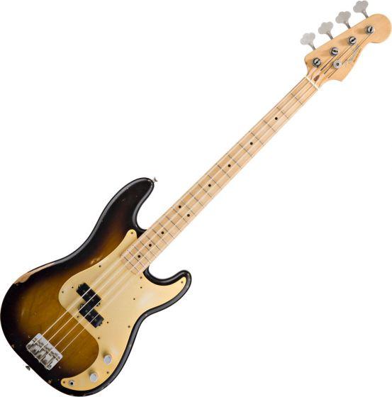 Fender Road Worn 50s Precision Bass Electric Guitar 2-Color Sunburst 0131712303