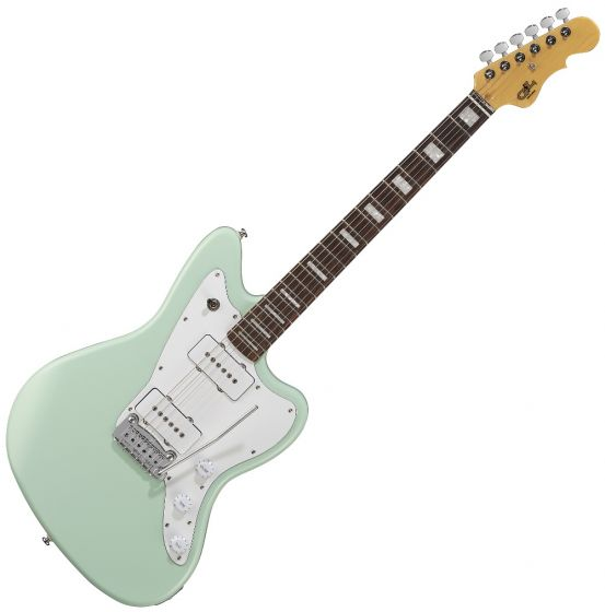 G&L Tribute Doheny Electric Guitar in Surf Green TI-DOH-SFG