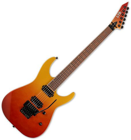 ESP LTD M-400 Electric Guitar Solar Fade Metallic LM400SOLFD