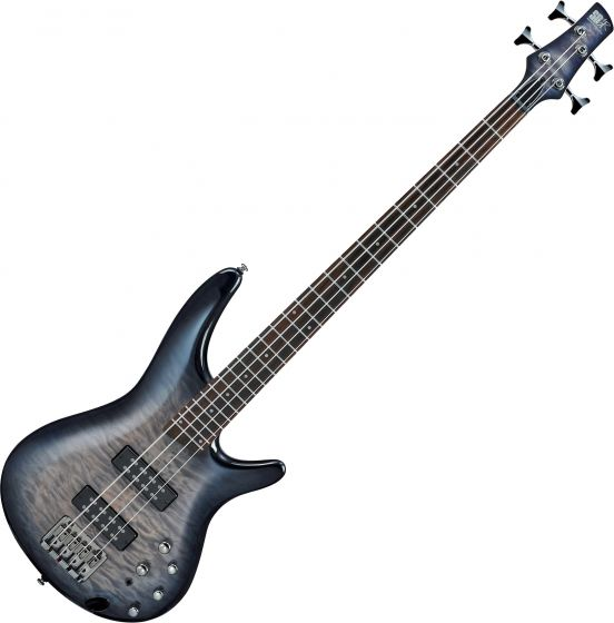 Ibanez SR Standard SR400EQM Electric Bass Fade Blue Burst SR400EQMFBB